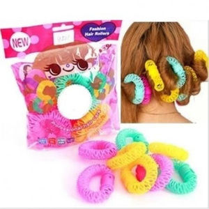 Other - 3 pack Magic Hair Curler Spiral Curls Roller